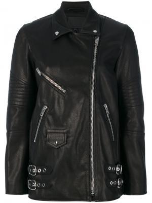 Кожаная куртка Alexander Wang