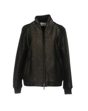 Куртка MAURO GRIFONI. Цвет: черный