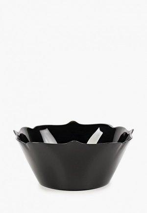 Салатник Luminarc ОТАНТИК БЛЭК, 24 см. Цвет: черный