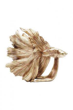 Статуэтка Fish Kare. Цвет: золотой