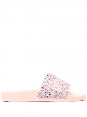 Шлепанцы Prince Le Silla. Цвет: розовый