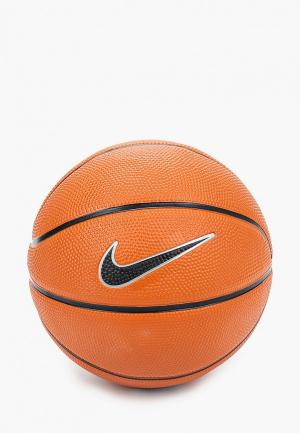Мяч баскетбольный Nike SWOOSH MINI 03. Цвет: оранжевый