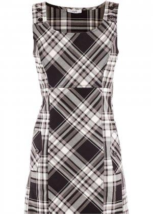 Платье bonprix. Цвет: черный