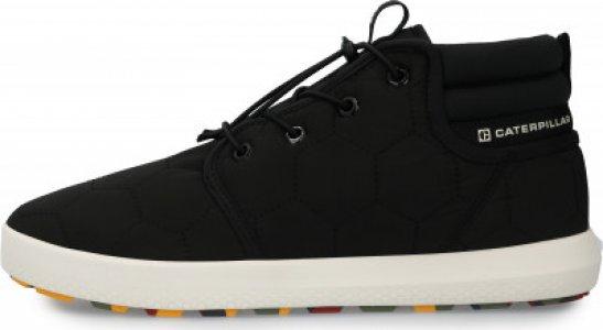 Ботинки Scout Mid, размер 45 Caterpillar. Цвет: черный