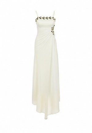 Платье Corleone. Цвет: белый