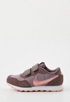 Кроссовки Nike MD VALIANT (PSV). Цвет: фиолетовый