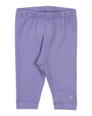Легинсы KRYTIK. Цвет: фиолетовый