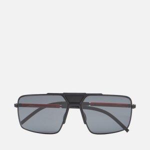 Солнцезащитные очки 52XS-1BO06L-3N Prada Linea Rossa. Цвет: чёрный