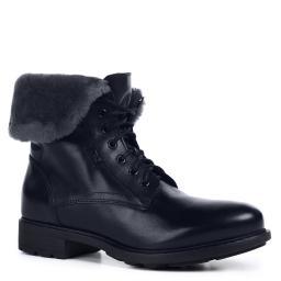 Ботинки A412020D темно-синий NERO GIARDINI
