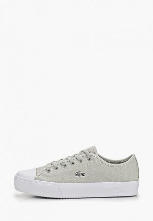 Кеды Lacoste ZIANE PLUS GRAND 119 2 CFA. Цвет: серый