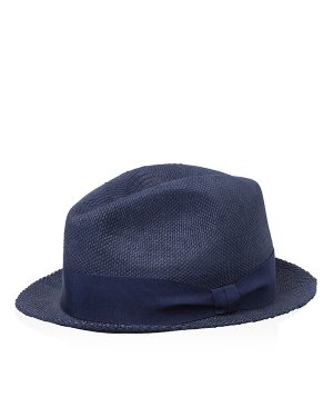 Шляпа 979CAP048 m тем.синий Eleventy. Цвет: тем.синий