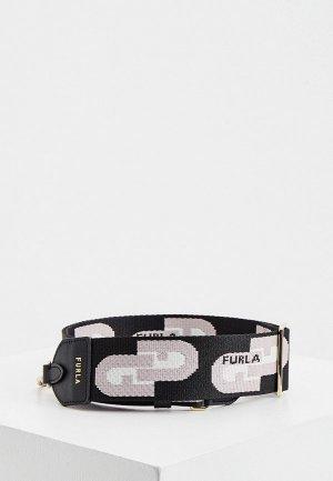 Ремень для сумки Furla. Цвет: разноцветный