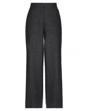 Повседневные брюки IRIS VON ARNIM. Цвет: стальной серый