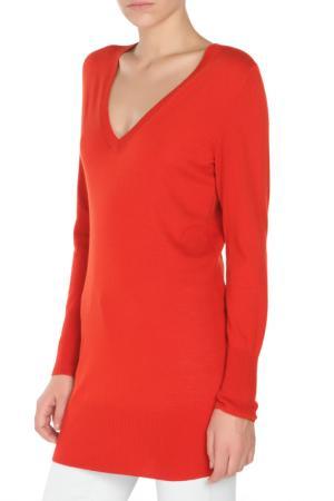 Пуловер Marc Cain. Цвет: красный