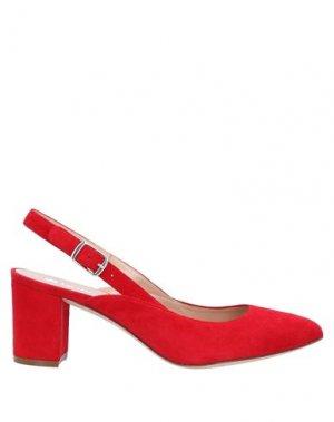 Туфли BALLIN. Цвет: красный