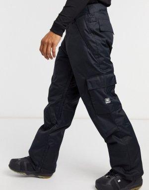 Черные зимние брюки Banshee-Черный DC