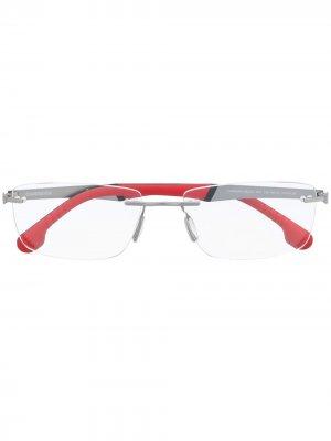 Солнцезащитные очки 8823/V Carrera. Цвет: серебристый
