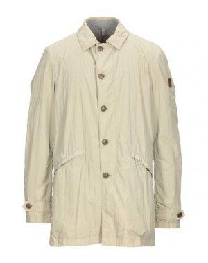 Куртка GEOSPIRIT. Цвет: бежевый