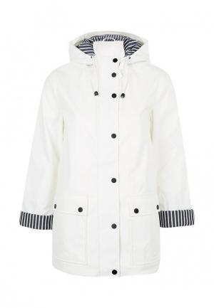 Куртка Topshop. Цвет: белый