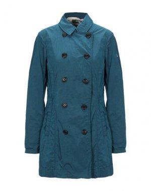 Легкое пальто DEKKER. Цвет: цвет морской волны