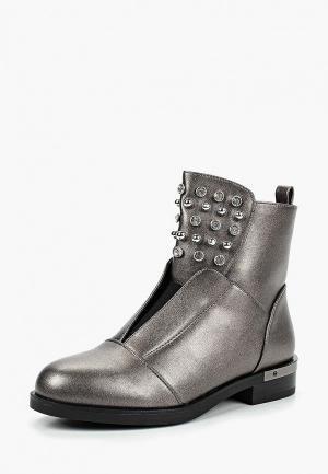 Ботинки Avenir AV929AWCTBE9. Цвет: коричневый