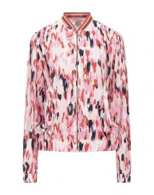 Куртка GARCIA. Цвет: светло-розовый