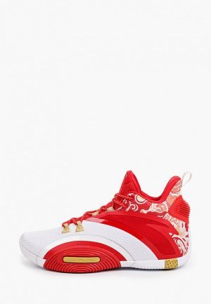 Кроссовки Anta Basketball. Цвет: красный