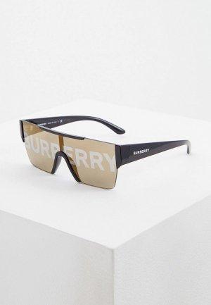 Очки солнцезащитные Burberry BE4291 3001/G. Цвет: черный