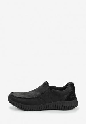 Ботинки Skechers BRENDO- ELDON. Цвет: черный