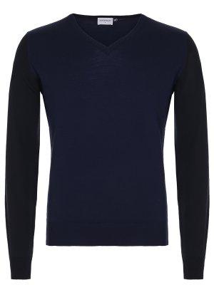 Пуловер шерстяной JOHN SMEDLEY