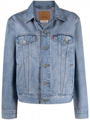 Levis джинсовая куртка Ex-Boyfriend Levi's. Цвет: синий