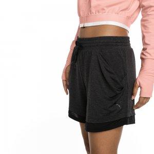 Шорты Soft Sports Drapey Shorts PUMA. Цвет: черный