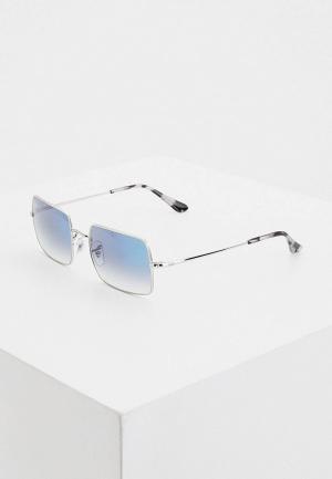Очки солнцезащитные Ray-Ban® RB1969 91493F. Цвет: серебряный