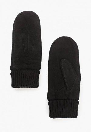 Варежки Onigloves. Цвет: черный