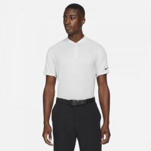 Мужская рубашка-поло для гольфа Dri-FIT ADV Tiger Woods - Серый Nike