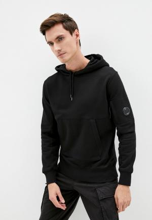 Худи C.P. Company. Цвет: черный