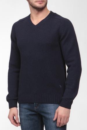 Пуловер FREESOUL. Цвет: синий