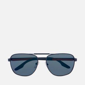 Солнцезащитные очки 53XS-06S01G-3N Prada Linea Rossa. Цвет: синий