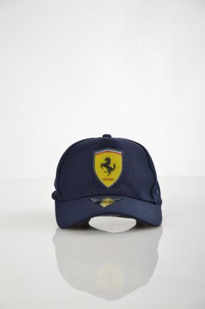 Бейсболка Ferrari. Цвет: черный