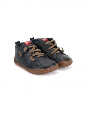 Ботинки Peu на шнуровке Camper Kids. Цвет: синий