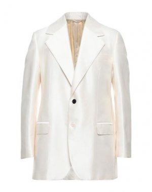 Пиджак ACNE STUDIOS. Цвет: грифельно-синий