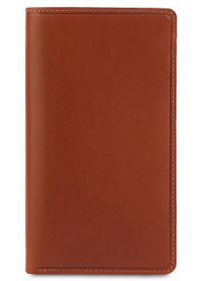 Бумажник Carlo Visconti. Цвет: рыжий