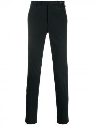 Классические брюки чинос Pt01. Цвет: черный