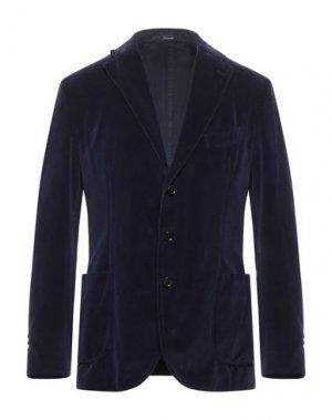Пиджак DRUMOHR. Цвет: фиолетовый