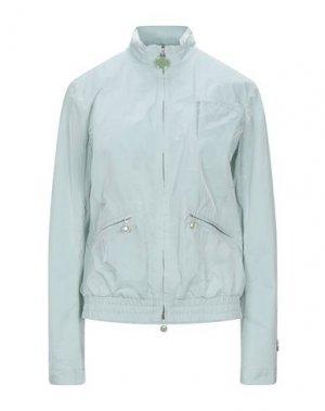 Куртка GEOSPIRIT. Цвет: светло-зеленый