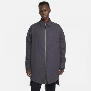 Женская утепленная куртка ESC - Синий Nike