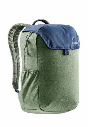 Рюкзак Deuter 2020 Vista Skip Khaki/Navy. Цвет: зеленый