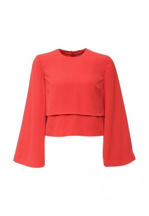 Блуза Finders Keepers FI022EWHUO90. Цвет: красный
