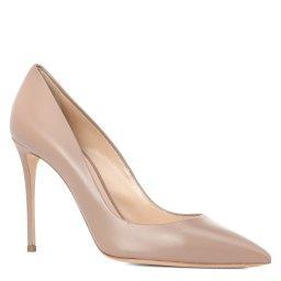 Туфли 1F121D100 серо-коричневый CASADEI