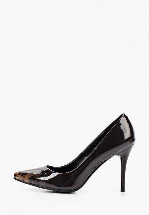 Туфли Zenden полнота - D (4). Цвет: коричневый